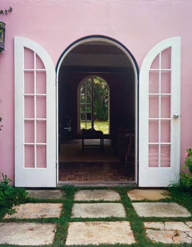 Bermuda Door by Barby Almy