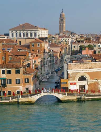 Venice from the Grand Canal – Photography by Barby Almy