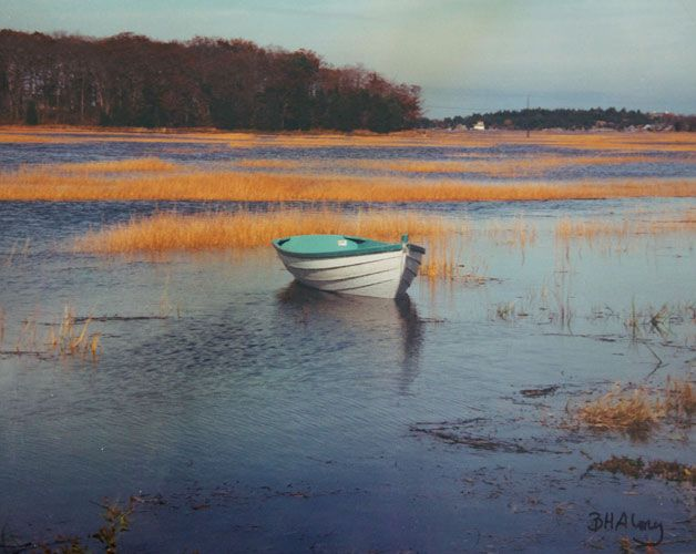 Essex Marsh – Photography by Barby Almy