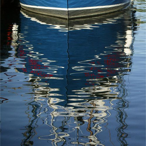 Gloucester Reflections – Photography by Barby Almy