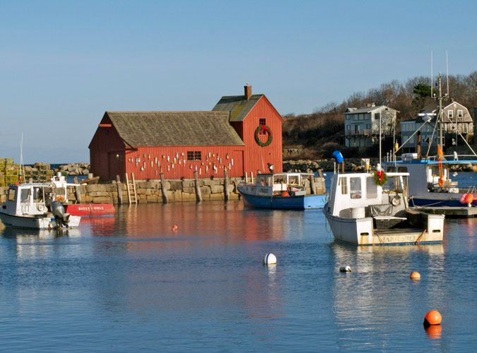 Motif #1 Rockport – Photography by Barby Almy