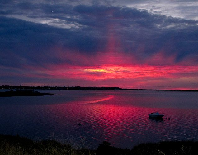 Nantucket Sunset – Photography by Barby Almy