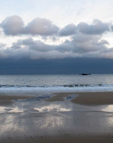 Singing Beach Stormcloud – Photography by Barby Almy