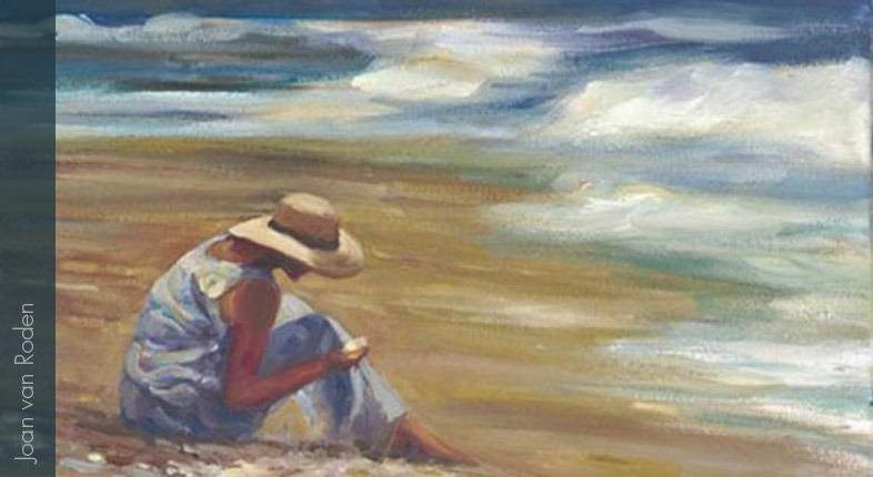 Shell Seeker by Joan VanRoden