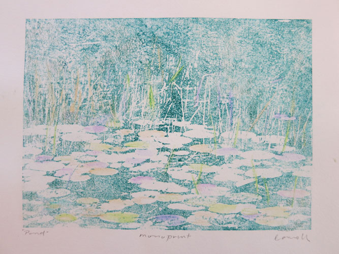 http://www.beachstreetstudios.com/artists/kathy-connolly/monotypes/pond-monotype-by-kathy-connolly/