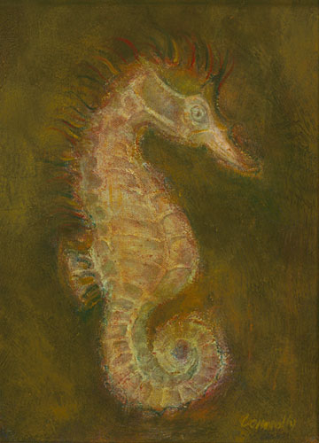 http://www.beachstreetstudios.com/artists/kathy-connolly/giclee/sea-horse-by-kathy-connolly/